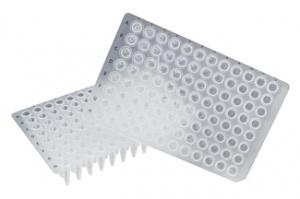 22010, SORENSON 96-Well ultra Plate - YELLOW - 25 plates per pack, 1 pack per case (Case of 25) - CS - Sorenson BioScience - PCR SUPPLIES