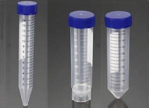 C2602, 50ml conical screw cap centrifuge tube, 28x116mm, flat screw cap, 25/Foam rack in sterile bag, CASE of 500 - CS - Labnet International - TUBES & VIALS