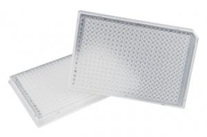 37920, SORENSON 384-Well Single-Notch Plate - BLUE - 50 plates per pack, 1 pack per case (Case of 50) - CS - Sorenson BioScience - PCR SUPPLIES