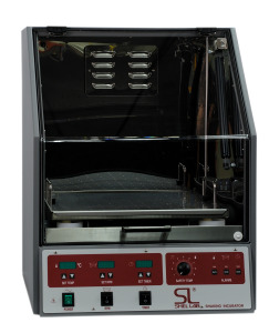 SSI3, SHEL LAB Benchtop Shaking Incubator, 3.3 Cu.Ft. (92 L), 1 EACH - EA - Shel Lab - EQUIPMENT