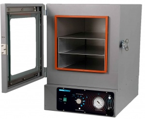 SVAC1E, SHEL LAB Economy Vacuum Oven, 0.6 Cu.Ft. (17 L), 1 EACH - EA - Shel Lab - EQUIPMENT