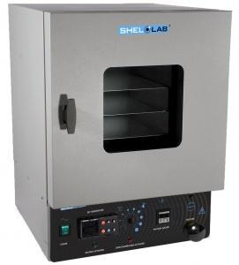 SVAC1, SHEL LAB Vacuum Oven, 0.6 Cu.Ft. (16 L), 1 EACH - EA - Shel Lab - EQUIPMENT