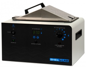 SWB7, SHEL LAB Digital Water Bath, 7 Liter Capacity, 1 EACH - EA - Shel Lab - EQUIPMENT
