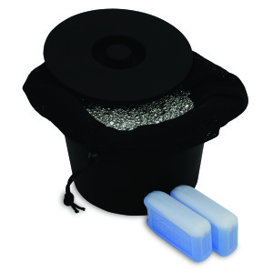 67200-001, Chill Bucket with Beads, 1 EACH - EA - Lab Armor - EQUIPMENT