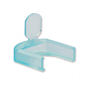 C2086, MTC BIO Stop-Pop™ Locking Clips, w/ breakaway lifting tabs for 1.5mL tubes - CS - MTC Bio - TUBES AND VIALS