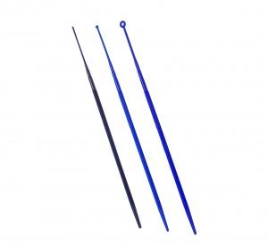 M4015, Inoculating loops, 1ul, flexible PP, 25/sterile peel, 40 peels/pack - CS - MTC Bio - MTC Bio