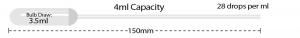 P4133-00, 4ml Capacity, Bulk - CS - MTC Bio - MTC Bio