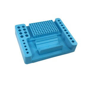 R4015, MTC BIO CoolCaddy™ cold station for PCR plate, tubes, and cryos - EA - MTC Bio - PCR SUPPLIES