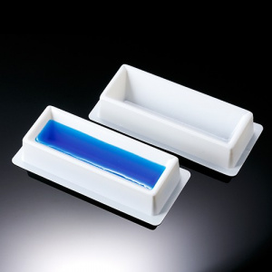 25-1025-1, BIOLOGIX 25mL CAPACITY WHITE POLYSTYRENE STERILE SOLUTION BASINS. BASINS COME INDIVIDUALLY WRAPPED. 100/CASE, CS - CS - BIOLOGIX - REAGENT RESERVOIRS